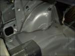Шумоизоляция багажника ланос своими руками 50